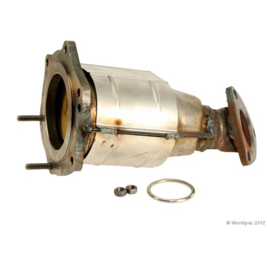 2005 nissan maxima catalytic converter bank 1