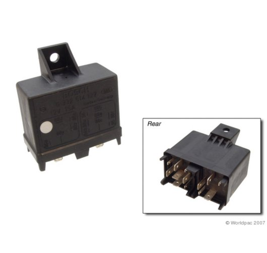 New Bosch Relay Alfa Romeo GTV-6 86 85 84 83 82 81 1986